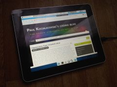 A10 Tablet XFCE