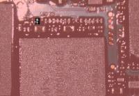 Tiny tiny resistor
